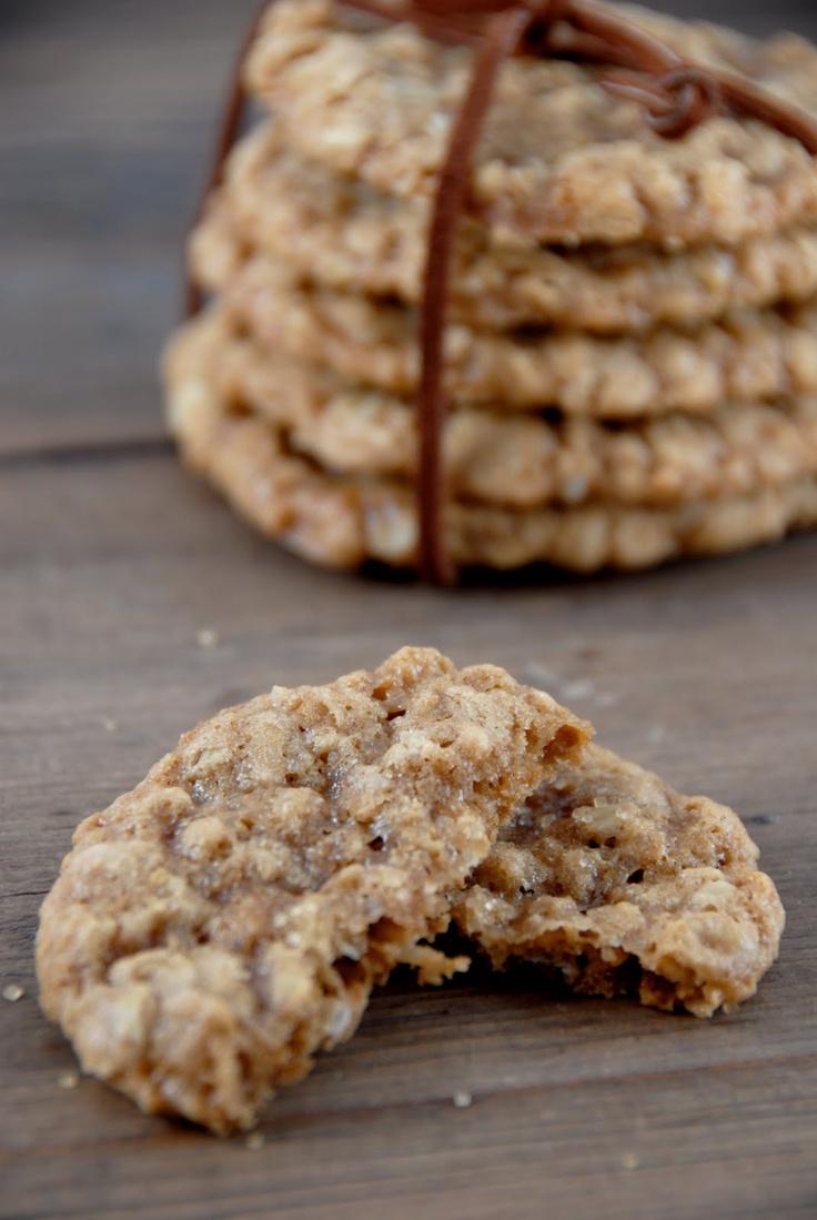 Anzac Biscuits (gluten free)
