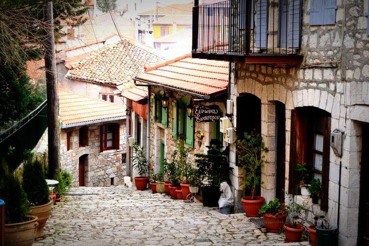 GREECE CHANNEL | Good morning, Greece! by Daniela Elena on 500px Dimitsana