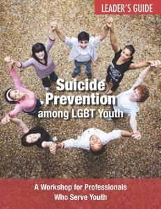 the problem of suicide among lgbt youth Lgbtq, bullying & health disparities among lgbt youth accelerate the decline of this problem and its resulting disparities.