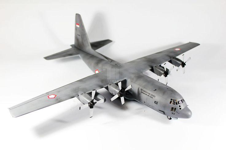 C-130H Hercules TNI-AU (Indonesian Air Force)
