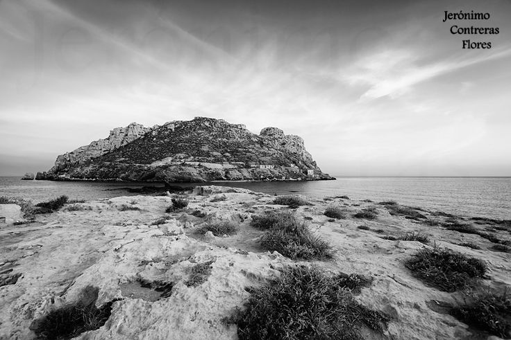 Isla del Fraile, B&W by Jeronimo Contreras Flores on 500px