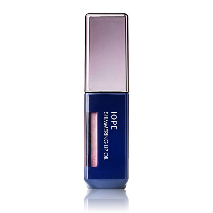 Amore Pacific IOPE Shimmering Lip Oil 5.5g, Lip Care, Rich Nutritional Plant Oil #Iope