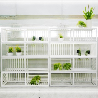 Thai Manufacturer, Ingfa, Has Their Garden Shelf For Sale On Dwell Products  Website.
