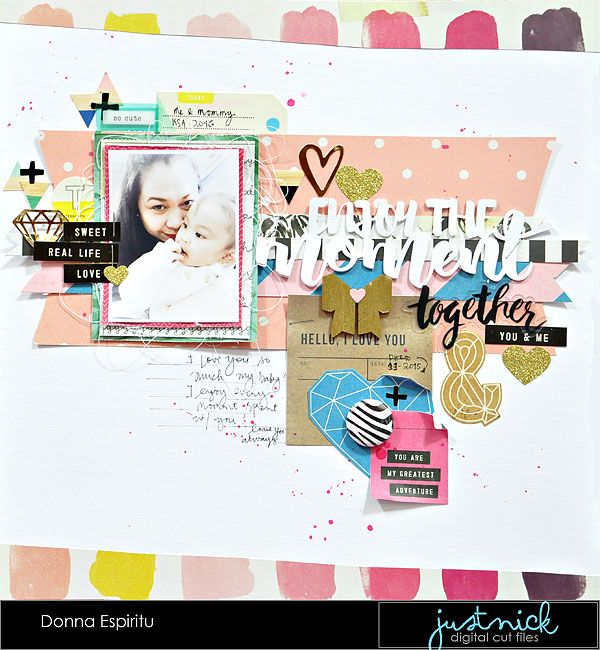 My Scrapbox: Designs by Donna Espiritu