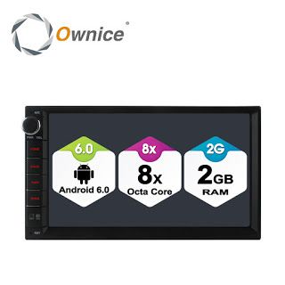 Ownice C500 Android 6.0 Octa 8 core Radio 2 DIN 2GB RAM 32GB ROM universal GPS radio wifi Support 4G LTE Network DAB no dvd (32771085298)  SEE MORE  #SuperDeals