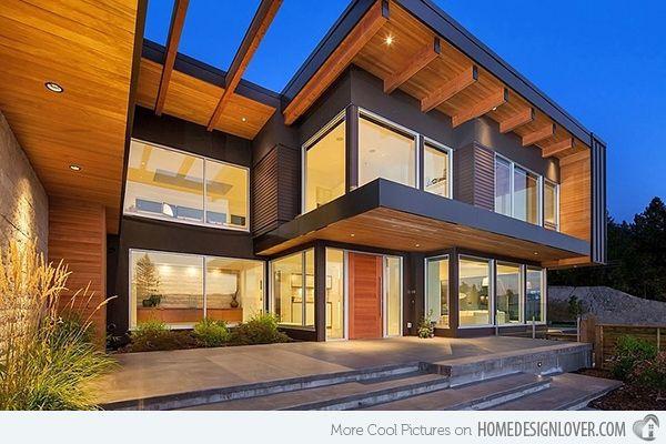 Flagstone residence a modern prefab home exterior maison moderne maison architecture - Maison prefab ...