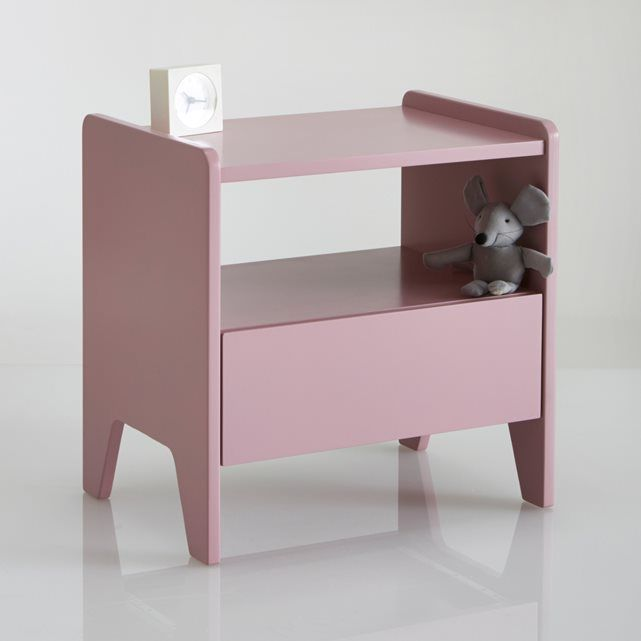 Adil Vintage Retro Style Bedside Table La Redoute Interieurs : price, reviews and rating, delivery. Adil retro style bedside table. Fans of vintage design will love this Adil bedside table from the Adil children's bedroom collection.Description of Adil retro bedside table:1 storage compartment, 1 drawer.Features of Adil retro bedside table:Pine + MDF, UV + nitrocellulose varnish lacquered finish on the base.See the complete Adil collection online at laredoute.co.ukSize of Adil retro b...