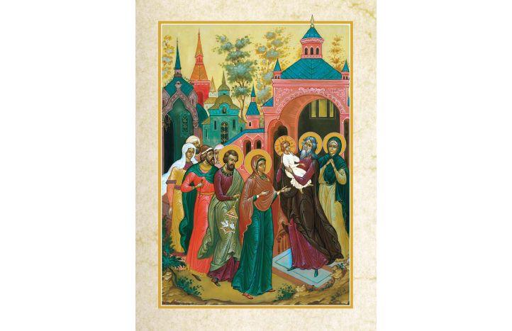 Евангелие в красках Палеха
