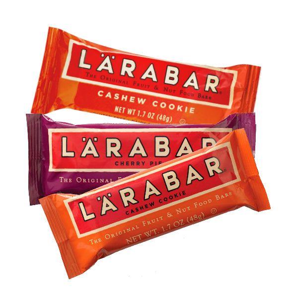 En Walgreens puedes conseguir una variedad seleccionada en Larabar Nutrition Bars a 3X$3.00 en especial desde el 3/5–3/11. Compra (3) y ...