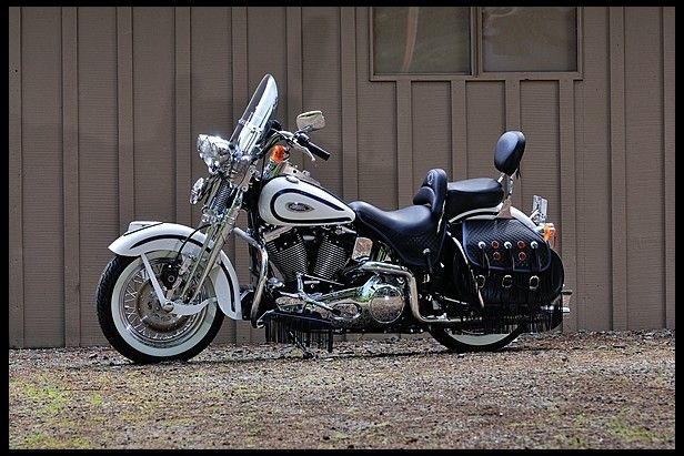 1997 Harley-Davidson FLSTS | Mecum Auctions