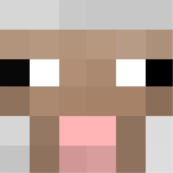 Sheep Face Minecraft Faces Minecraft Face Minecraft