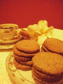 Finalmente in cucina : Biscotti di grano saraceno e farina di riso