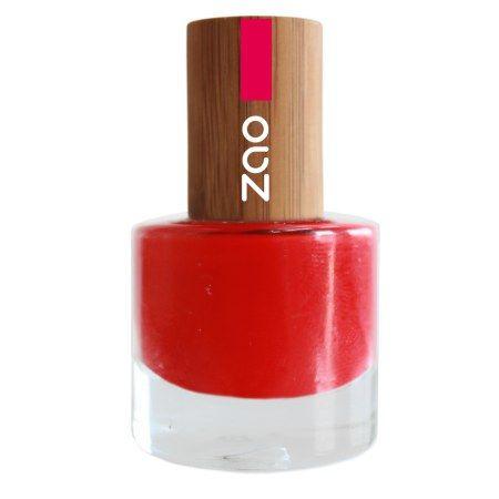 ZAO Organic MakeUp – Βερνίκι Νυχιών Νο. 650