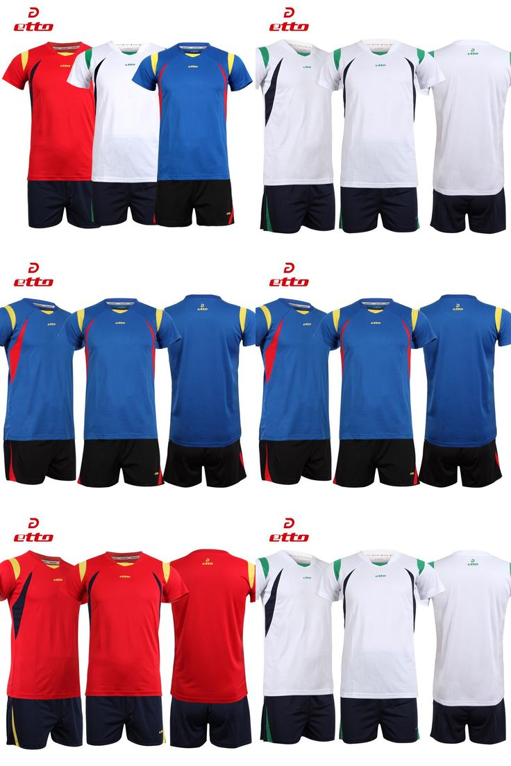 [Visit to Buy] New Professional Volleyball Jersey Set Men Breathable Short Sleeved T-shirt Shorts Volleyball Suit Sports Uniforms High Quality #Advertisement