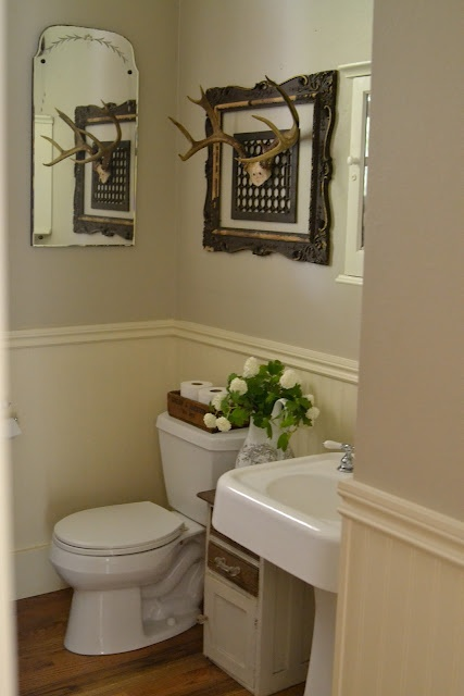 Best Deer Horns Decor Ideas On Pinterest Elk Antlers Deer - Antler bathroom decor for small bathroom ideas