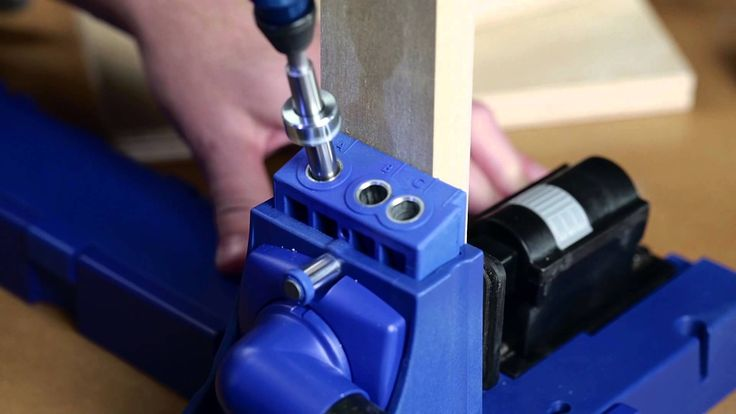 The Kreg Jig K5 | The most advanced Kreg Jig yet! It combines the best features of every Kreg Jig that came before it, with a batch of new features that you've never seen before. The K5 makes it easier than ever before to build it yourself, and build it better! via kregtool.com