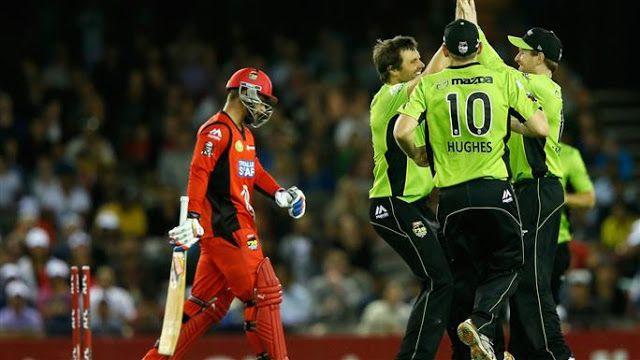 Melbourne Renegades vs Sydney Thunder Highlights