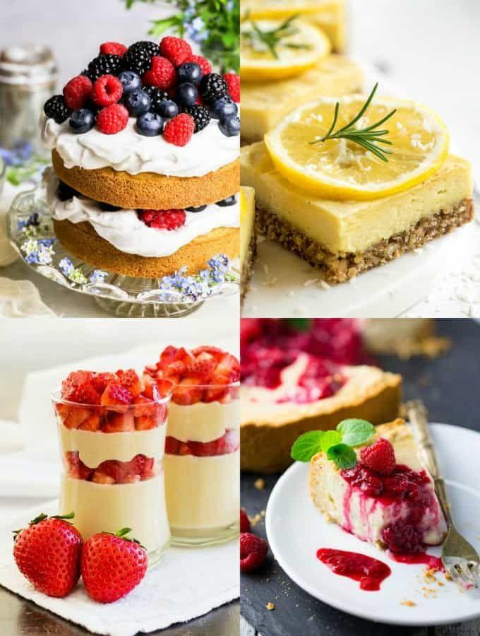 28 Drool Worthy Vegan Desserts Vegan Desserts Summer Dessert Recipes Sugar Free Vegan Desserts