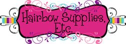 Hairbow Supplies, Etc.