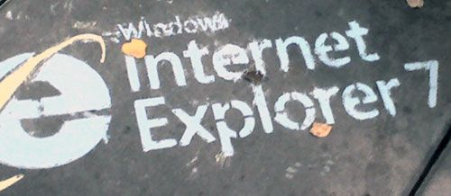 For Internet Explorer 11 users, no update now means no security fixes. Windows Update no longer offers patches for the original IE11 release. | by Peter Bright - June 16 2014