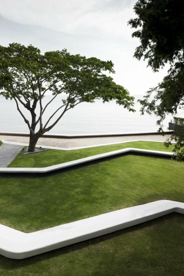 Sanitas Studio, landscape design | Architects Somdoon
