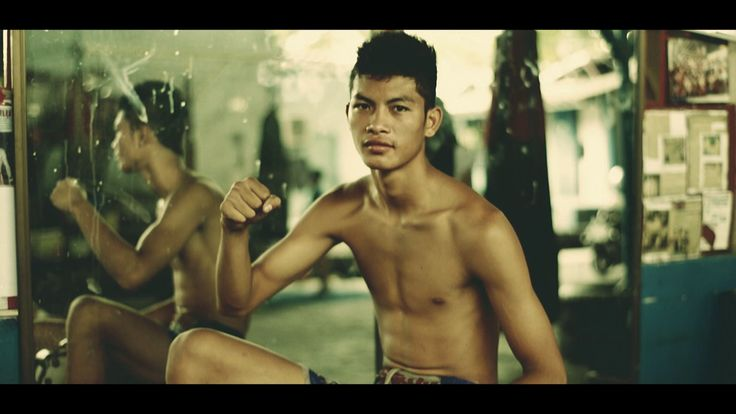 The story of two young Muay Thai boxers today in Bangkok.