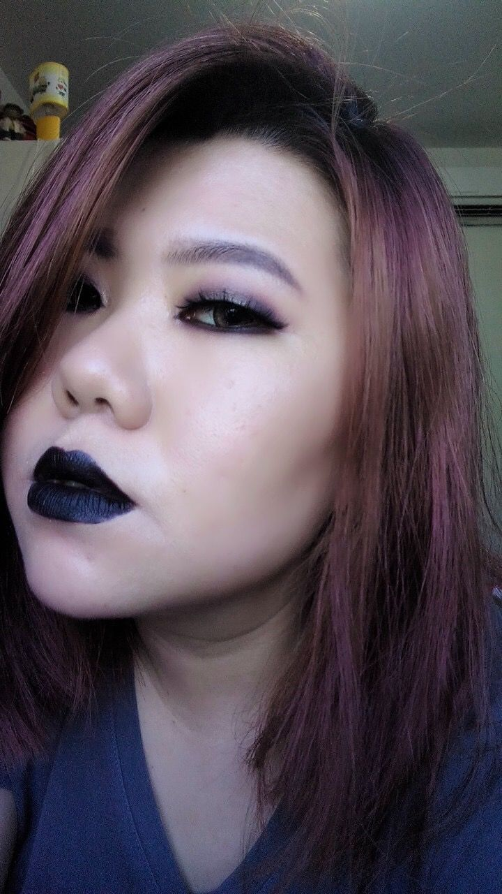 Grunge/makeup/asian/monolid