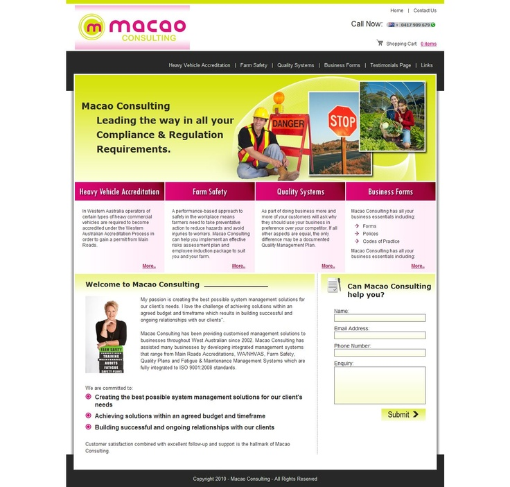 Macao Consulting