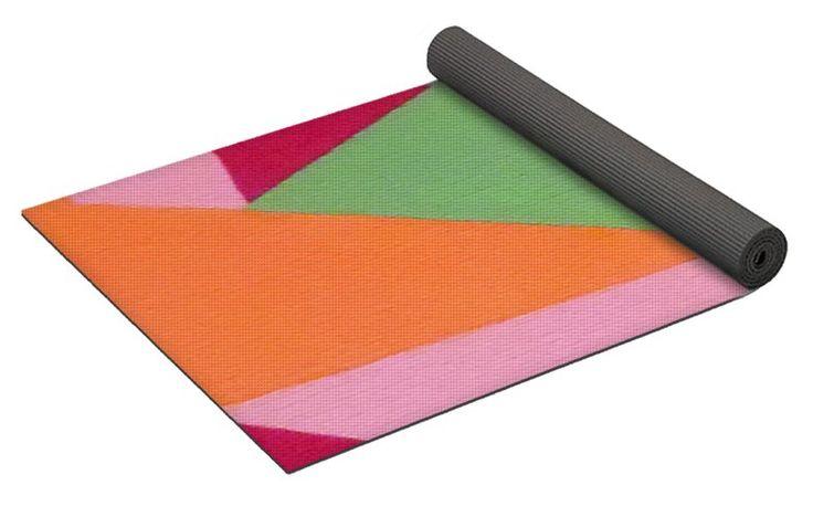 Bermuda Triangles Yoga Mat for Sale by Jilian Cramb - AMothersFineArt