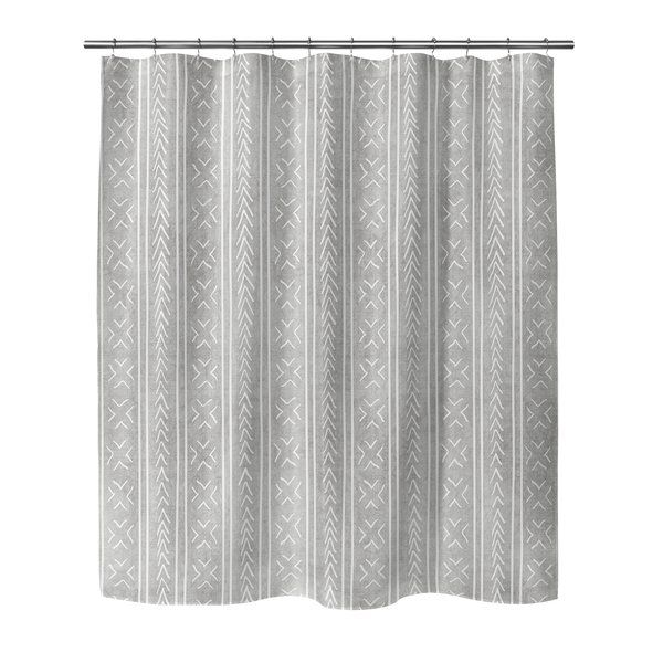 2570f5601fb You ll love the Couturier Geometric Shower Curtain at Wayfair - Great Deals  on all Bed   Bath products with Free Shipping on most stuff