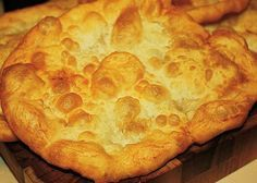 Authentic Navajo fried-bread