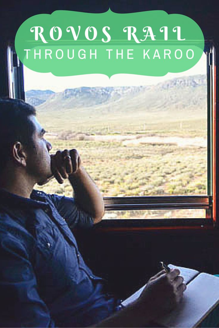 We were lucky enough to take a trip, aboard the luxurious Rovos Rail train, from Cape Town to Pretoria. We put together a little photoblog of our time spent travelling through the Karoo for your enjoyment.