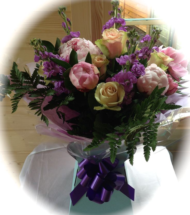 Traditional English flowers at www.tulipsandhollysurrey.com Free local delivery