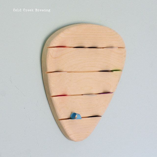 Guitar Pick - Wood Guitar Pick - Guitar Pick Wall Art - Giant Wooden Pick by ColdCreekBrewing on Etsy https://www.etsy.com/listing/218663035/guitar-pick-wood-guitar-pick-guitar-pick