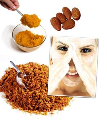 We can't get enough of this homemade face scrub!