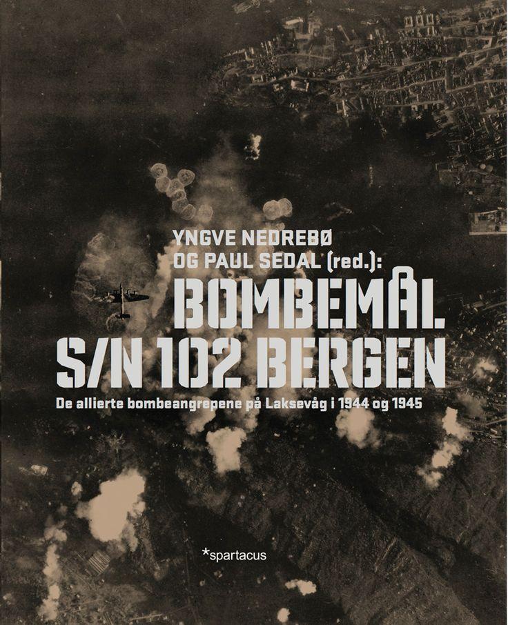 Yngve Nedrebø / Paul Sedal BOMBEMÅL S/N 102 BERGEN De allierte bombeangrepene på Laksevåg i 1944 og 1945 Gjennom de allierte bombeangrepene i oktober 1944 og januar 1945 ble store deler av Laksevåg i Bergen lagt i ruiner. 193 sivile ble drept, av disse var 61 barn ved Holen skole. Laksevåg er et av de områdene i Norge som ble hardest rammet av krigshandlinger under andre verdenskrig, og mange historier er fortalt om hva som skjedde.