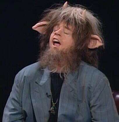 SNL goat boy