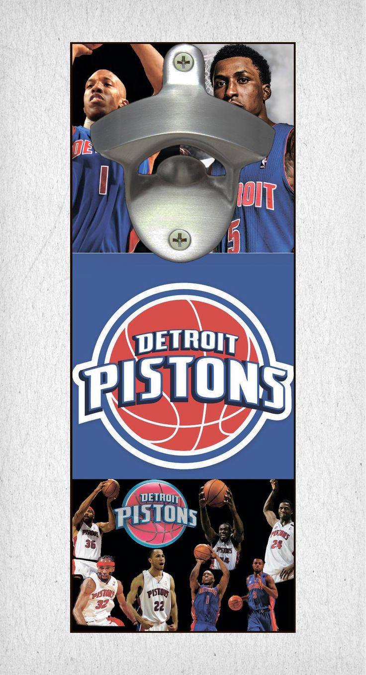 This Detroit Pistons bottle opener can be a great gift to any sports fan. It's the perfect addition to any man cave, bar area, kitchen, or to just put out while watching the big game. It is also a great groomsmen gift. Detroit Pistons Wall Mount Bottle Opener Detroit Pistons Cap Catcher Detroit Pistons Wall Opener Detroit Pistons Beer Opener Detroit Pistons Wall Art Detroit Pistons Craft Detroit Pistons Decor Detroit Pistons Gift Detroit Pistons Diy Detroit Pistons Art