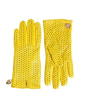 Moschino Cheap & Chic (leather gloves)
