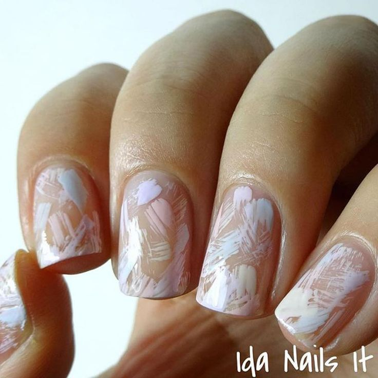 Made using GlitterDaze Cloud 9 Nail polishes!