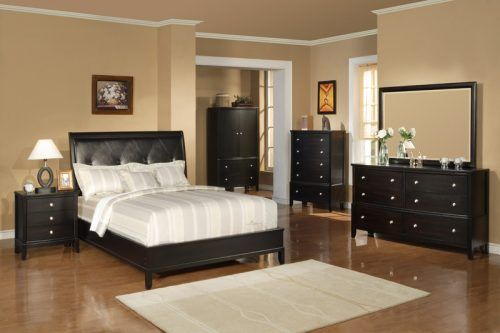 How To Make Your Espresso Bedroom Furniture Great Decorating Ideas Sleigh Set