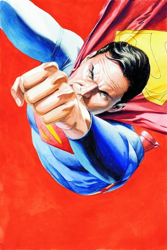 "#Superman #Fan #Art. (DC Universe Final Crisis. ""New Heaven, New Earth"" Vol.1 #7 Cover) By: J.G. Jones. ÅWESOMENESS!!!™ ÅÅÅ+"
