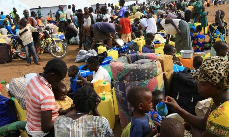 #world #news  Uganda seeks $2 billion for South Sudan refugees at planned summit