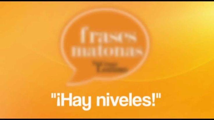 "#Frase Matona ""Hay niveles"" - Dr. César Lozano"