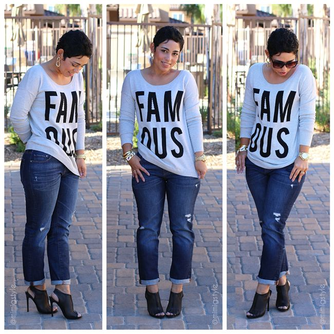 Gap Jeans + Sweater: Casual Look |Fashion, Lifestyle, and DIY