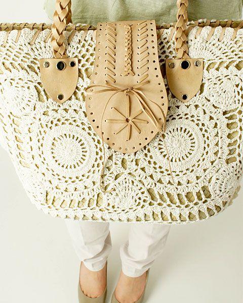 Z&L crochet bag