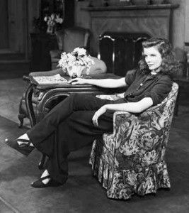 My greatest strength is common sense. I'm really a standard brand - like Campbell's tomato soup or Baker's chocolate. -Katharine Hepburn
