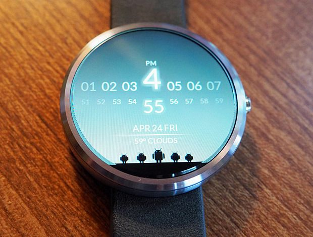 android wear watch faces minimal elegant 2