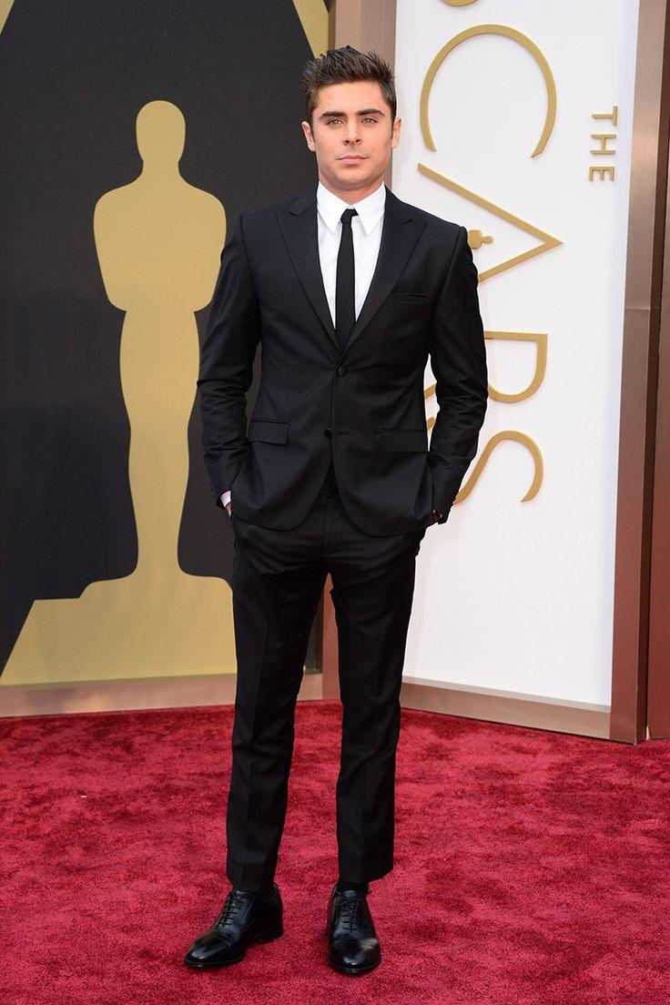 ooooh  Zac Efron The Oscars 2014