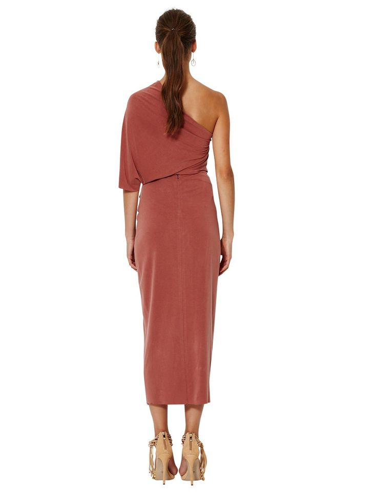 bec and bridge - Titania Skirt Rust